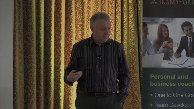 Lee Jackson Motivational Speaker in Business Video Showreel
