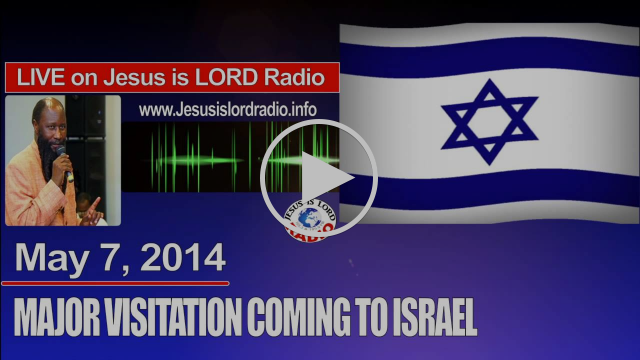 May 7, 2014 Prophecy of A Major event coming to Israel - Prophet Dr. Owuor