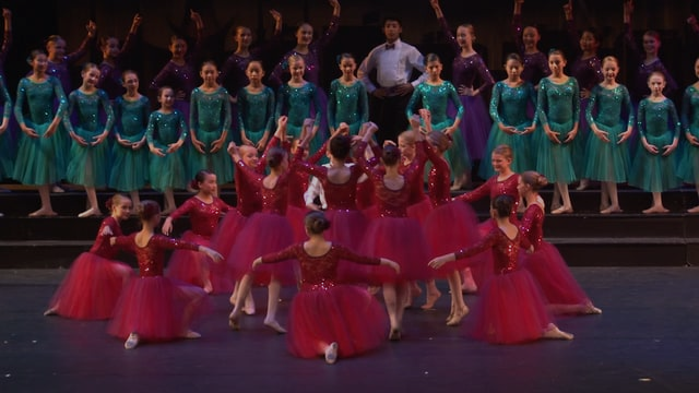 California Ballet School All School Concert June 3rd & 4th, 2016