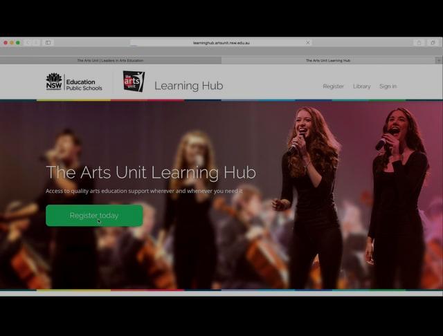 Learning Hub Promo