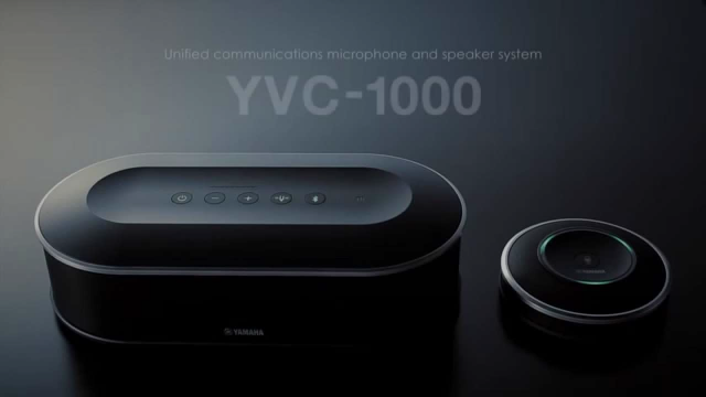 Revolabs YVC-1000 USB Conference Phone