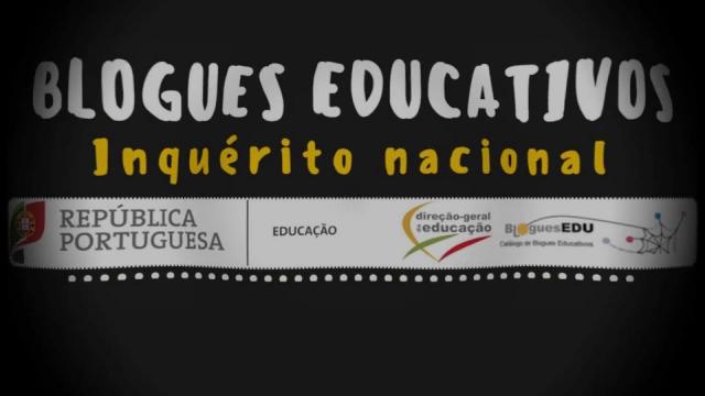 Inquérito Nacional Catálogo BloguesEDU 2016