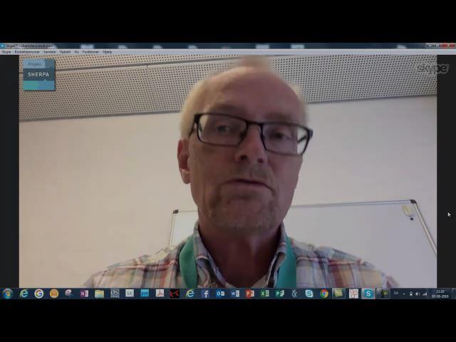 Sherpa Projektet -  Aalborg Bibliotekerne om Nordisk Kulturfond
