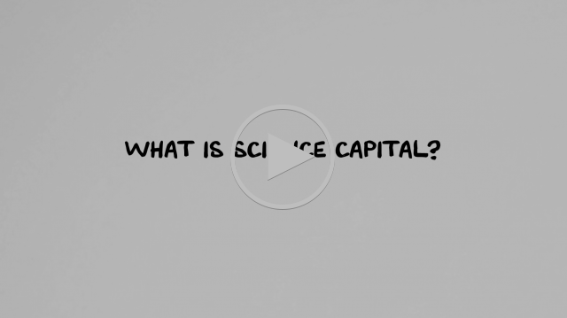 Science Capital – an introduction