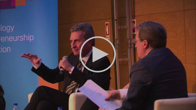 Startup Europe Forum: Highlights Day 1