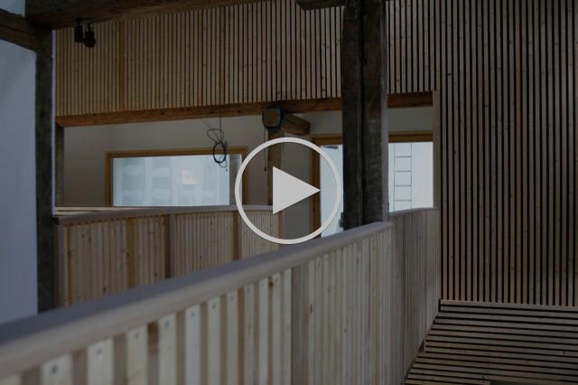 Un atelier d'art contemporain : ré-investir une grange à Diedendorf