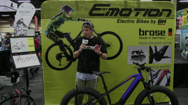 Easy Motion at Interbike
