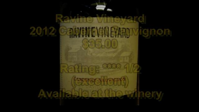 Ontario Wine Review Video #170: Ravine Vineyard 2012 Cabernet Sauvignon