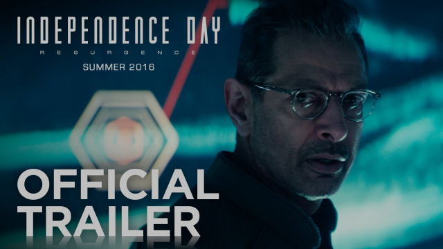 Independence Day: Resurgence   Official Trailer [HD]   20th Century FOX
