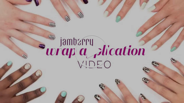 Jamberry Official Wrap Application Video
