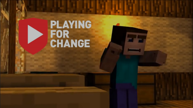 Playing for Change: Games for Change's first charity game-a-thon