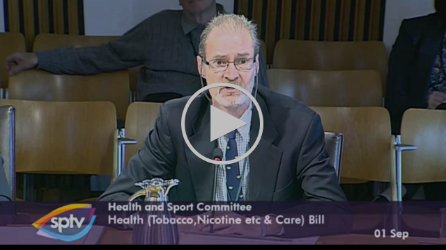 Scottish Sport and Health Committee
