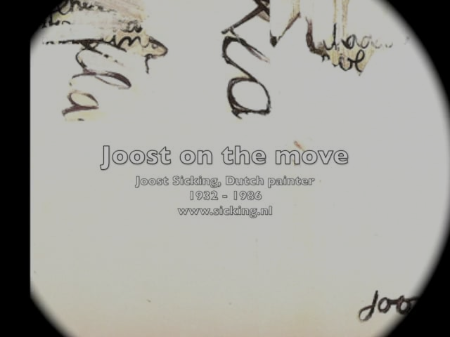 Joost on the move 151016