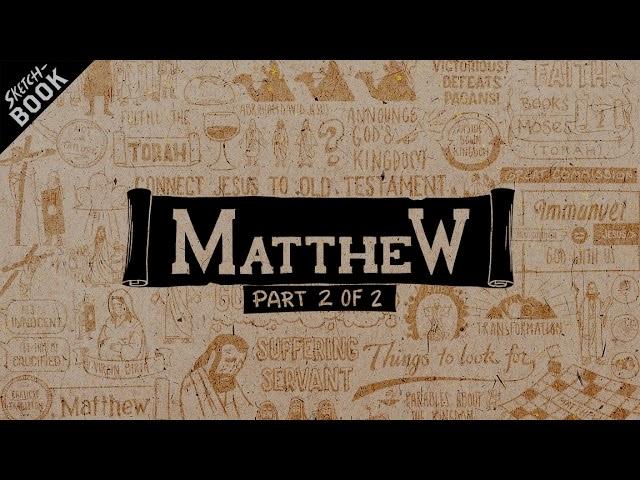 Read Scripture Series: Matthew Ch. 14-28