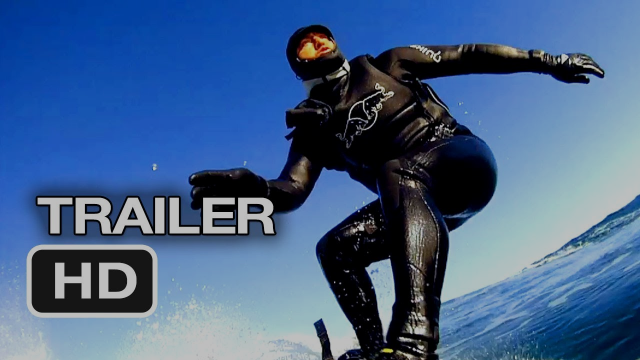 Storm Surfers 3D TRAILER 1 (2013) - Tom Carroll, Ross Clark-Jones Documentary HD