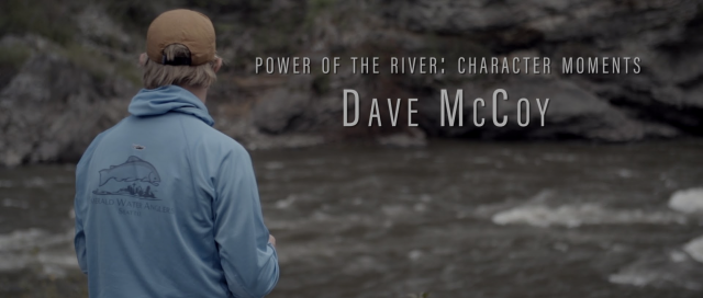 Power of the River - Character Moment 2: Dave McCoy