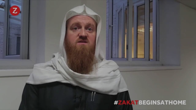 Zakat Begins At Home: Sheikh Wasim Kempson
