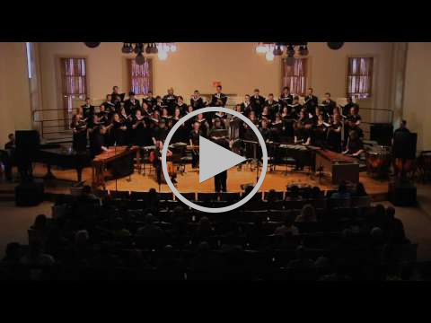 IUP Chorale - STAMP And the time is