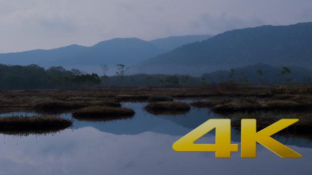Gunma Oze Marshland - 尾瀬ヶ原 - 4K Ultra HD