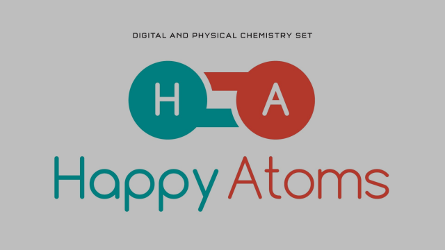 Happy Atoms - Coming Soon from Thames & Kosmos and Schell Games