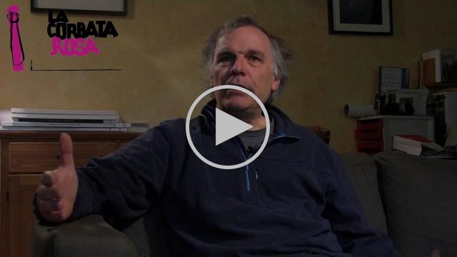 Rencontre avec Pascal Lallement - la corbata rosa