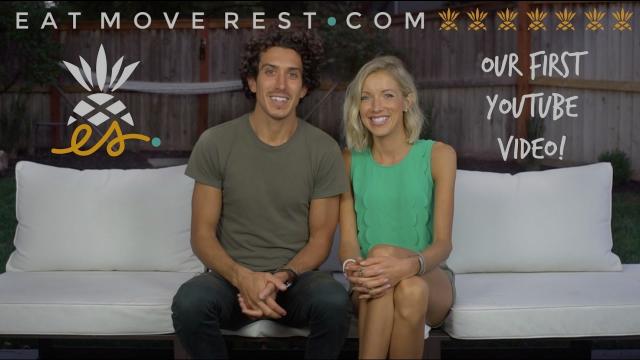 Plant-based Vegan Health & Lifestyle Coaches, Erin & Dusty | Eat Move Rest