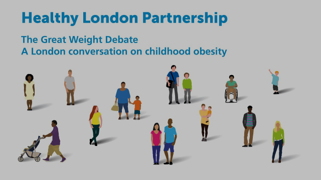 We asked children in London to tell us about health