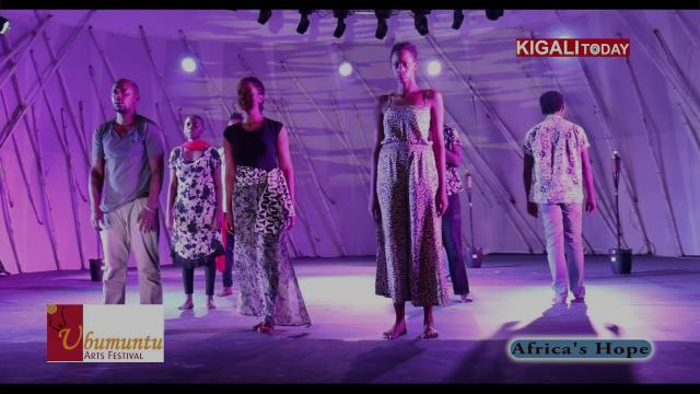 AFRICA'S HOPE: PERFORMANCE BY MASHIRIKA