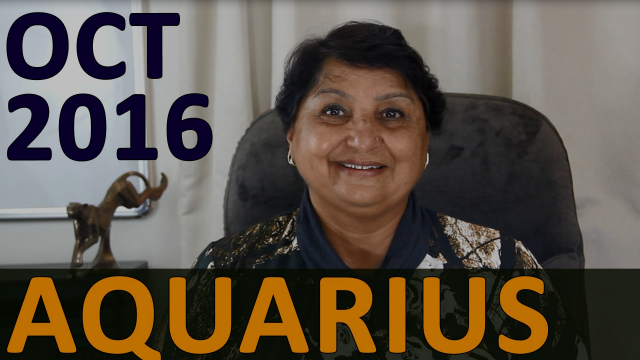 Aquarius October 2016 Horoscope Predictions: Venus Will Enhance Status And Success Of Family Members