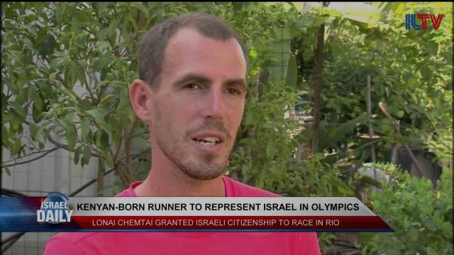 Meet the Kenyan Runner Representing Israel at the Olympics