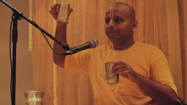 Gaur Gopal Prabhu - The Cup of Life