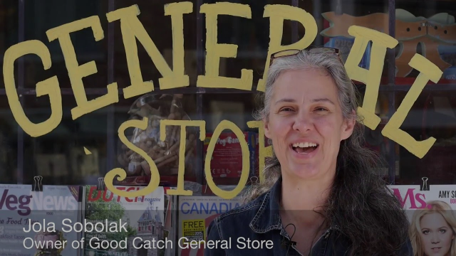 Good Catch. Parkdale Strong Neighbourhood Businesses Video Series