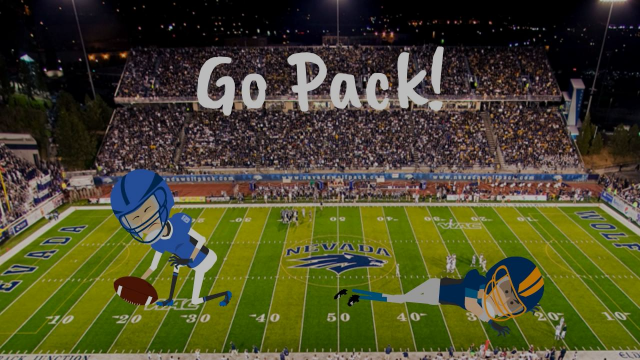 Take the SIERRA SPIRIT to Wolf Pack Games!