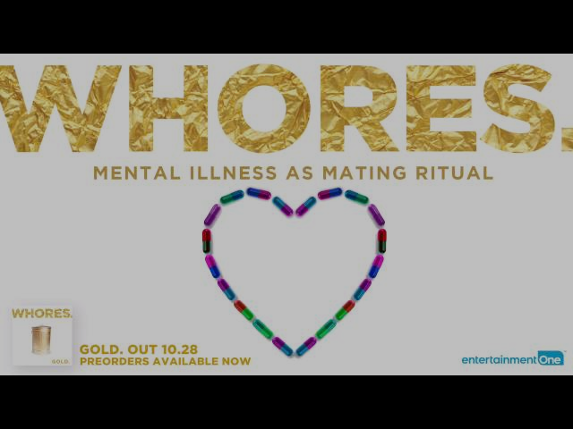 "Whores. ""Mental Illness As A Mating Ritual"""