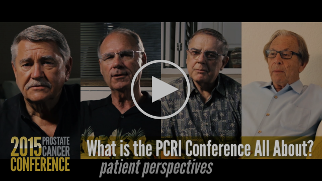 What is the PCRI Conference All About?