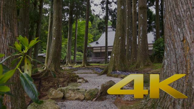 Mie Kongōshō-ji - 金剛證寺 - 4K Ultra HD