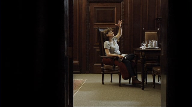 CHANTAL AKERMAN, FROM HERE Trailer