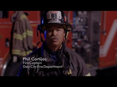 Daly City Fire Captain Talks Fire Safety in Tagalog SD