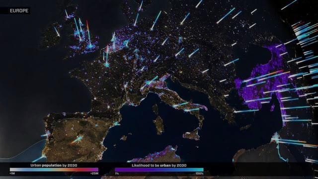 An Urbanizing Planet | Narrated by Edward Norton