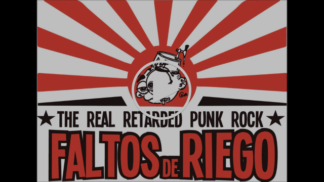 """Faltos de Riego - """"Contiene Spoilers"""""""