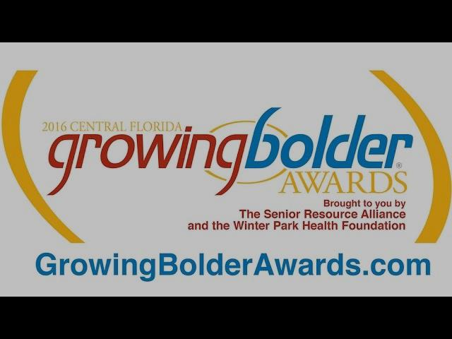 The Growing Bolder Awards