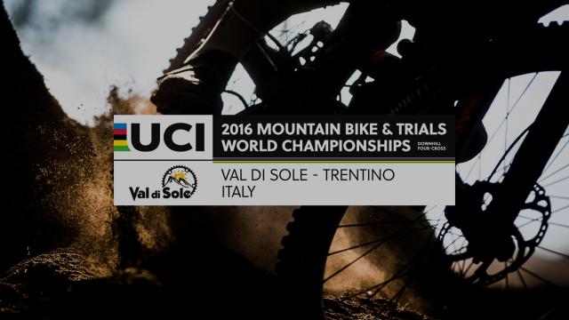 2016 UCI Mountain bike World Championships - Val di Sole Trentino (ITA) / 4X LIVE