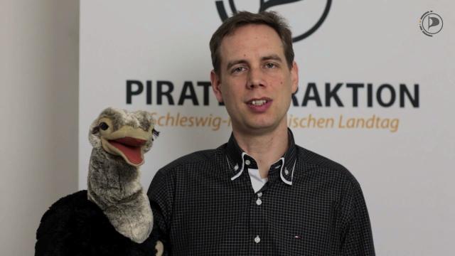 Patrick Breyer: Nachtrag zum Vogel-Strauß-Preis