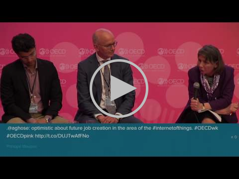 OECD Forum 2015 – The New Production Revolution