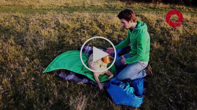HJMreview - Ruffwear Highlands Sleeping Bag