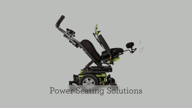 American Seating and Mobility   Power Wheelchair Solutions
