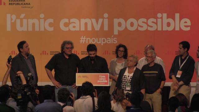 """Junqueras: 'Els resultats demostren que l'Estat espanyol és irreformable"""""""