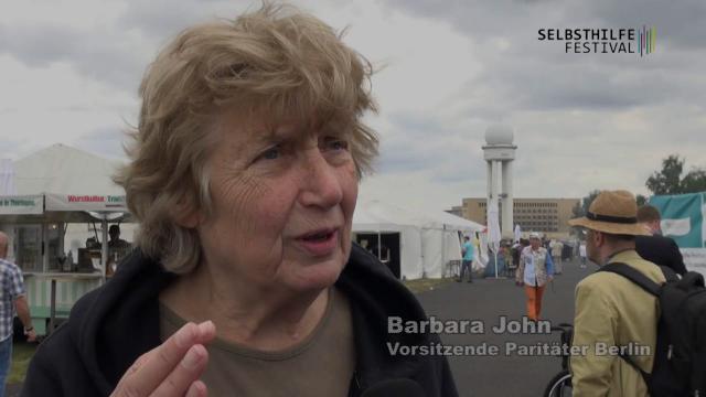 Selbsthilfefestival Berlin 2016