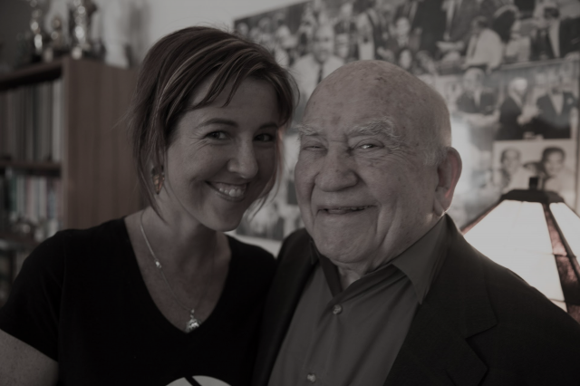 Ed Asner interview