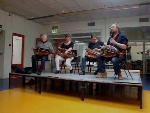 "Zaterdagcursus 2015-2016: eindpresentatie ""BonBournais: over draailieren in D"""